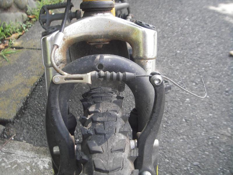 自転車の 自転車 ハンドル 交換 六角レンチ : ... もできる自転車のブレーキ交換